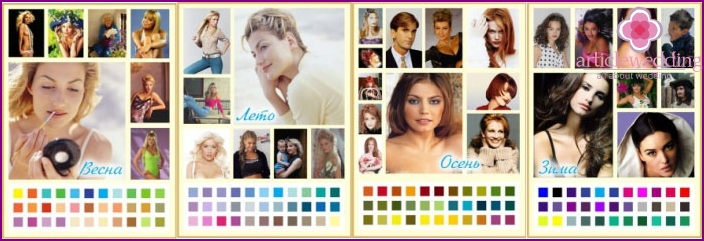 The colors of clothes for mother in law colortype appearance