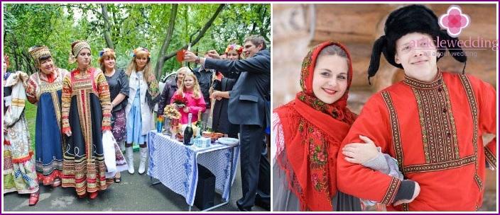 scenario ransom bride folk style