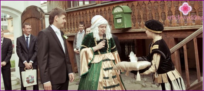 Redemption bride-style Cinderella