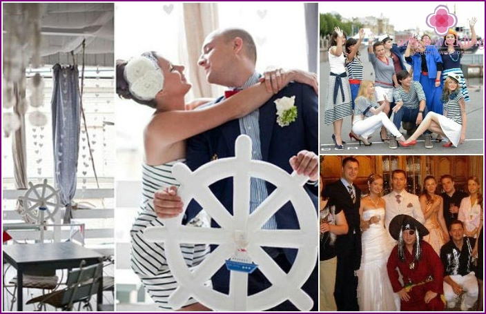 Marine ransom: the bride groom found