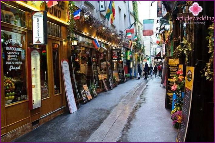Paris: Latin Quarter