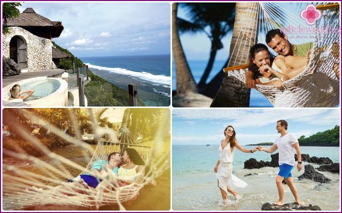 Romance in Bali
