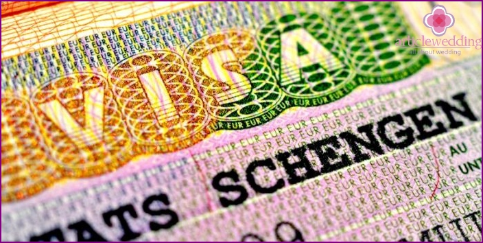 Schengen visa for honeymoon