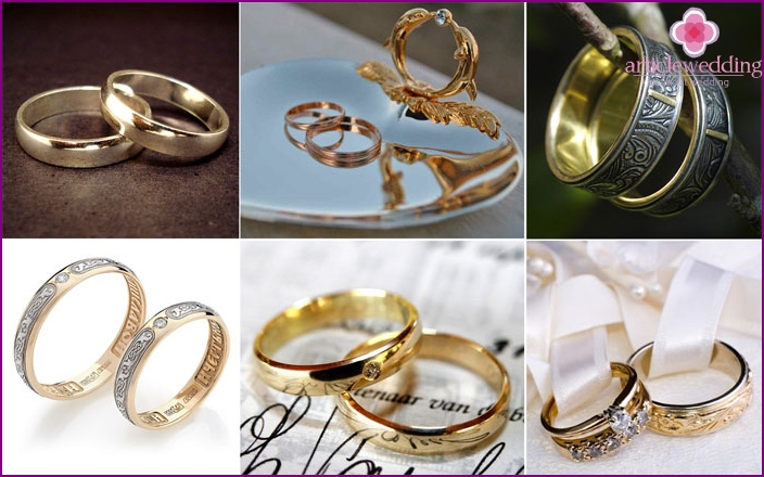 Wedding rings for wedding