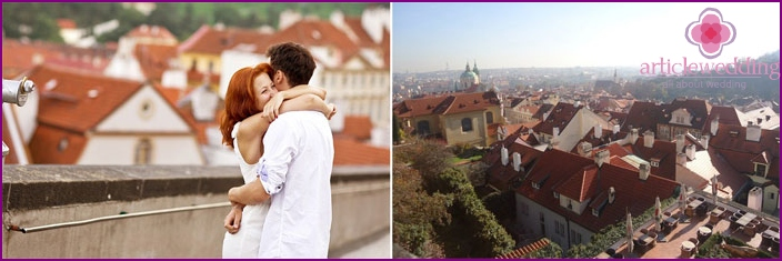 Czech Honeymoon Vacation
