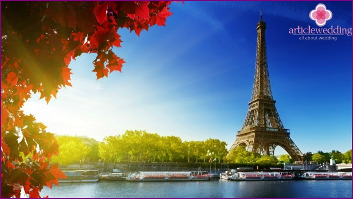 Visit the Eiffel Tower