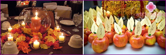 Decorating banquet hall for marriage in November