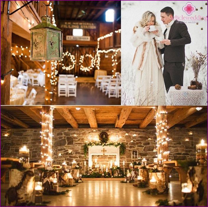 Wedding Style Rustic