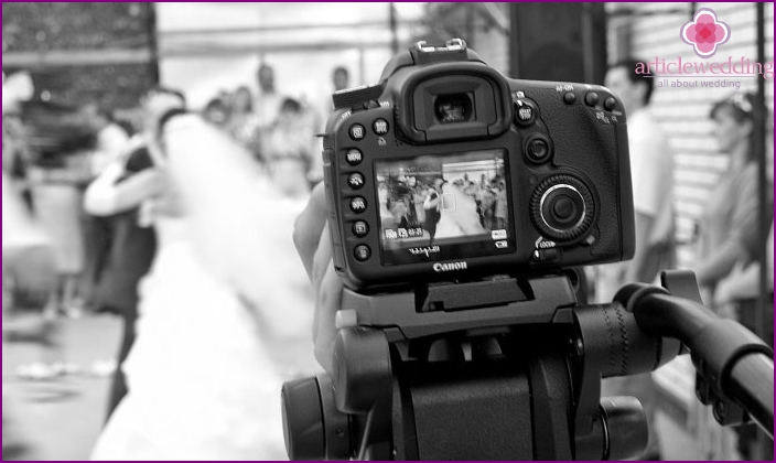 Choosing a wedding photographer for two