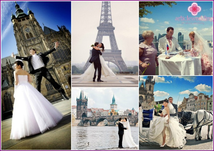 Weddings abroad