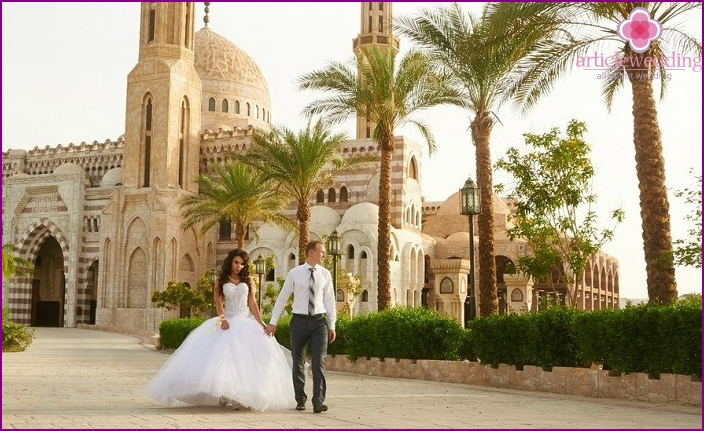 Wedding in Cairo