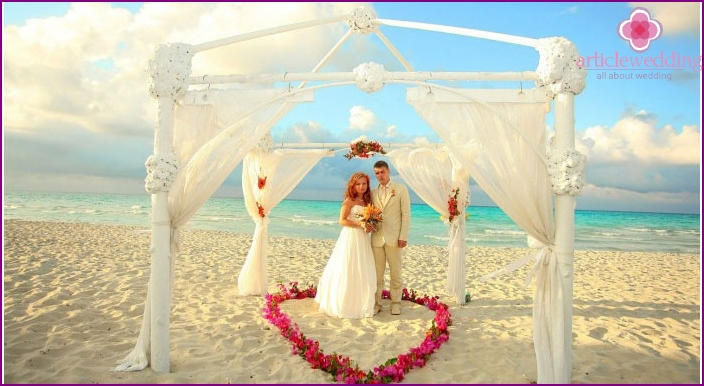 Great Maldivian wedding