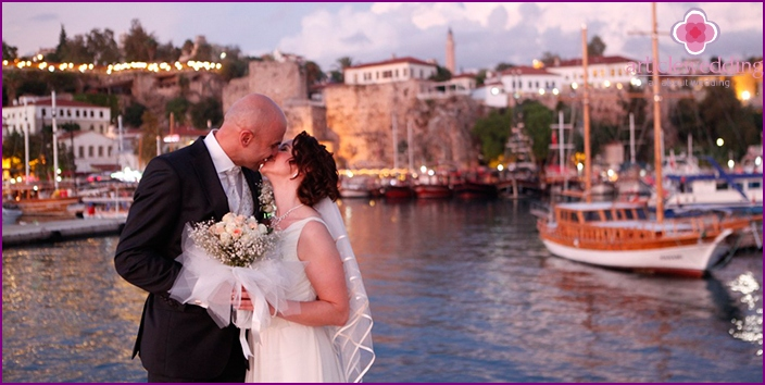 Wedding in Turkey