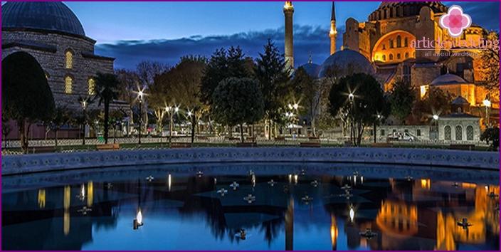 megacity Istanbul