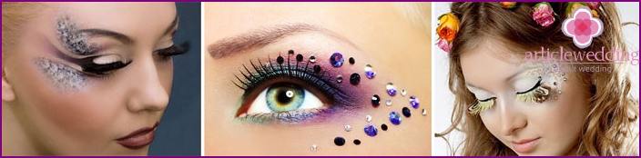 New trends in bridal makeup 2016