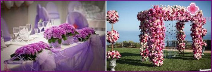 Trends wedding floristry season 2016