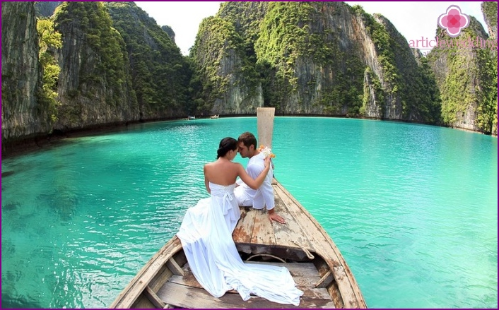 Phuket: the organization of a wedding celebration