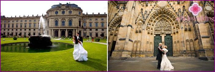 Organizing a wedding in Germany