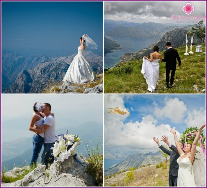 Mount Lovcen, Montenegro - the perfect place for a wedding