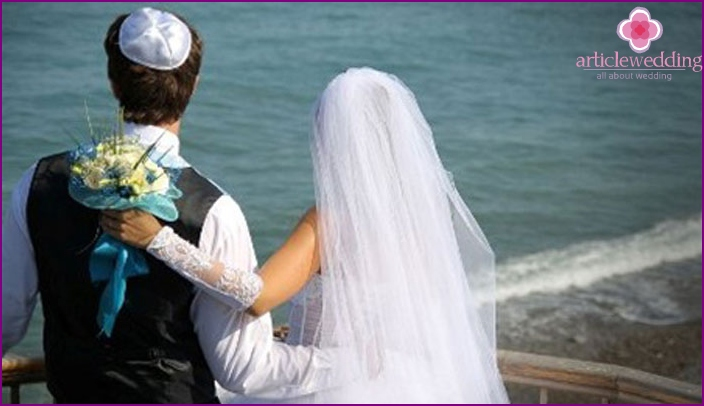 Israeli Organization of wedding