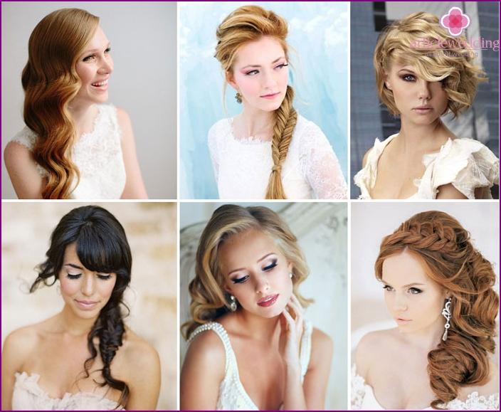 Hair bride 2016