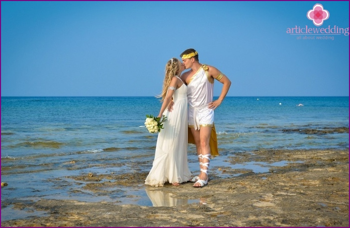 Organizing a wedding in Cyprus