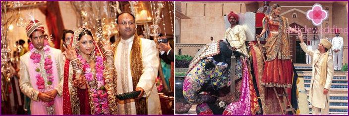 Wedding maharaja - choose Jaipur