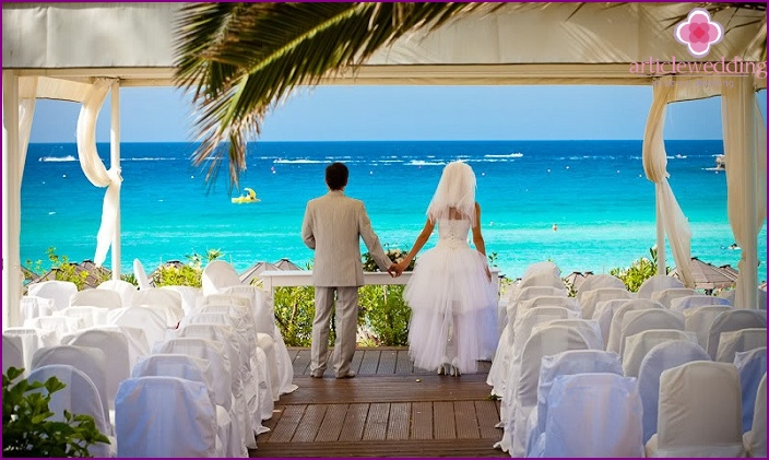 Cyprus as a place for wedding