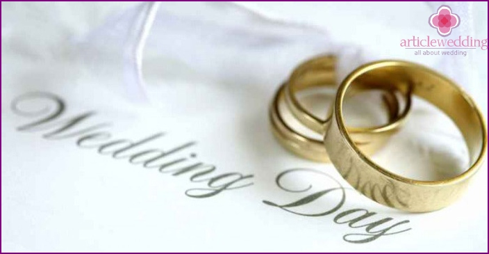 Home Wedding Script