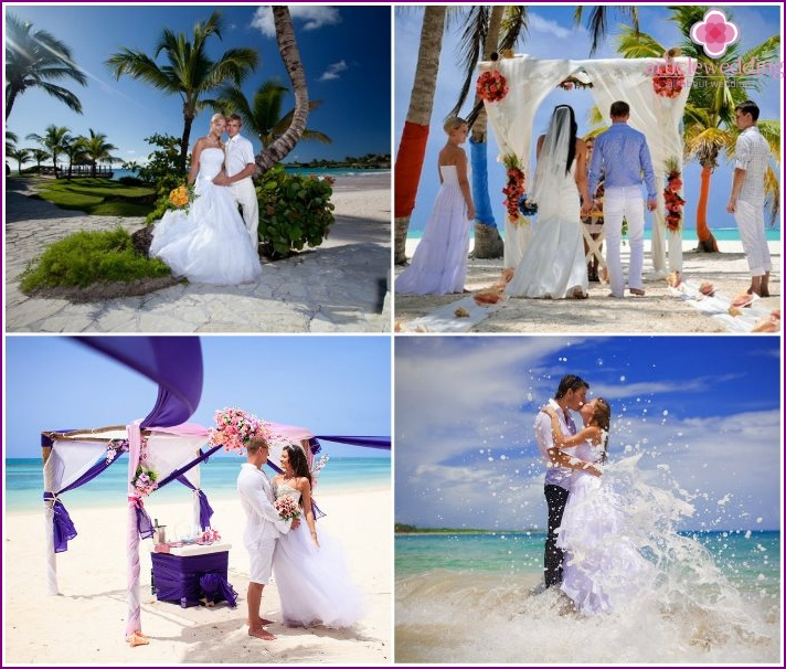 Photo Dominican weddings