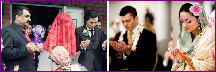 ślub W Turcji W Jaki Sposób Formalny I Symbolicznej Ceremonii Zdjęcia