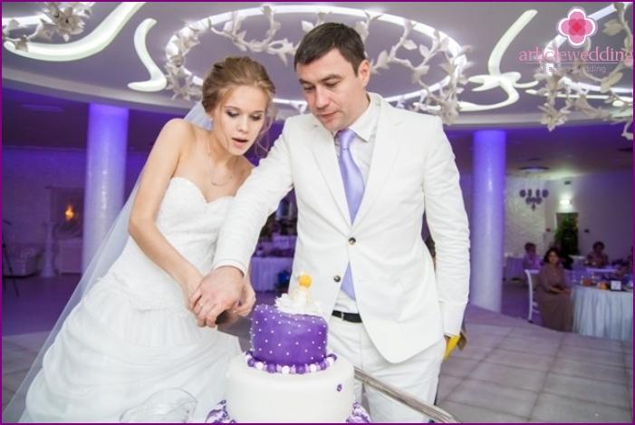 f836e74e121f Svadba v purpurovej farby  navrhnúť nápady