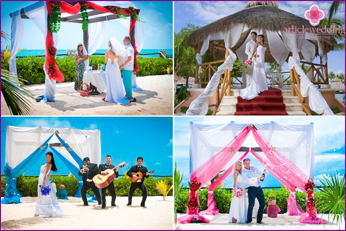 Mexican Wedding Venue