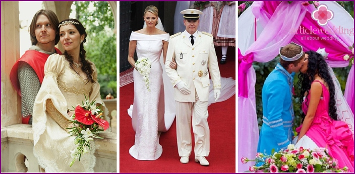 Possible dresses for royal wedding