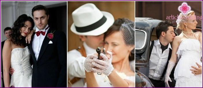 Images of American groom