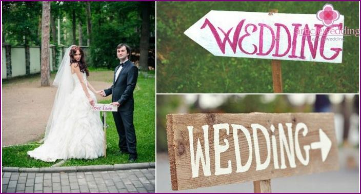 Details American wedding
