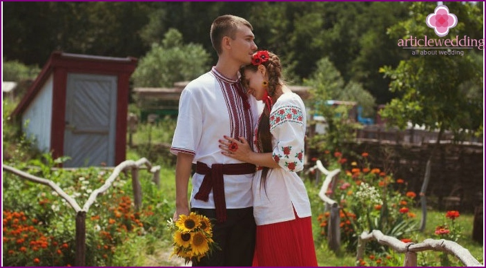 Beautiful Russian outfits for dress code