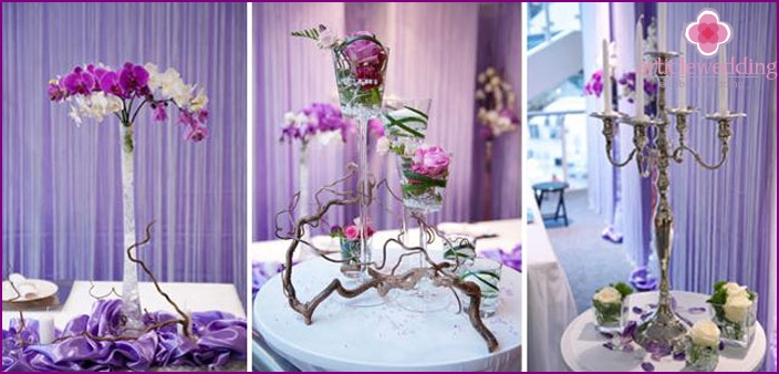Fresh flowers in the room decoration young