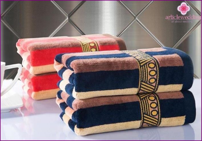 Gift textiles - a present for the young
