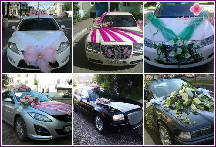 decoration wedding convoy Options