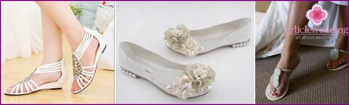 Wedding heels}