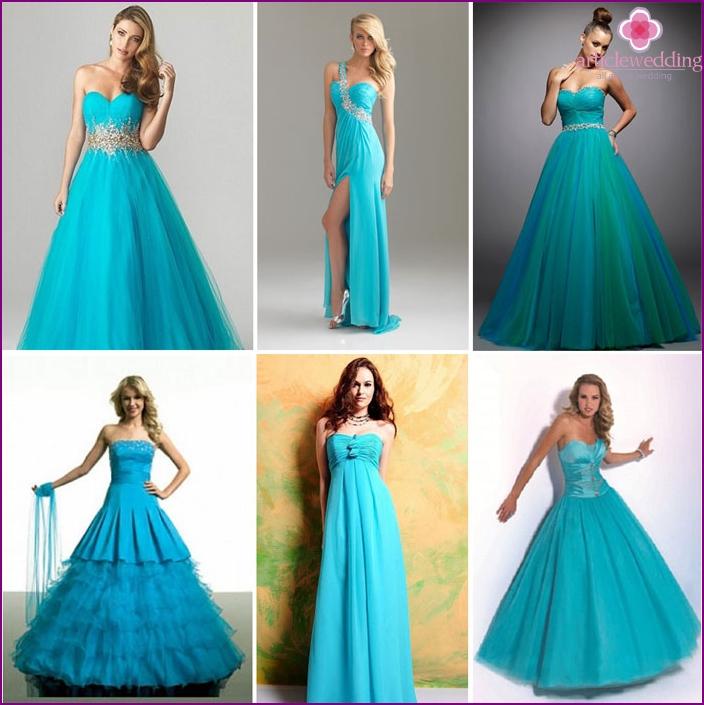 68ad9927fd Niebieski ocena modele Suknie ślubne moda i akcesoria do nich