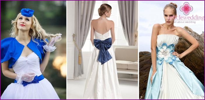 Original images of the bride