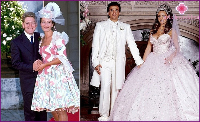 Terrible wedding dresses