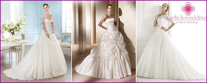 Spanish dresses for wedding