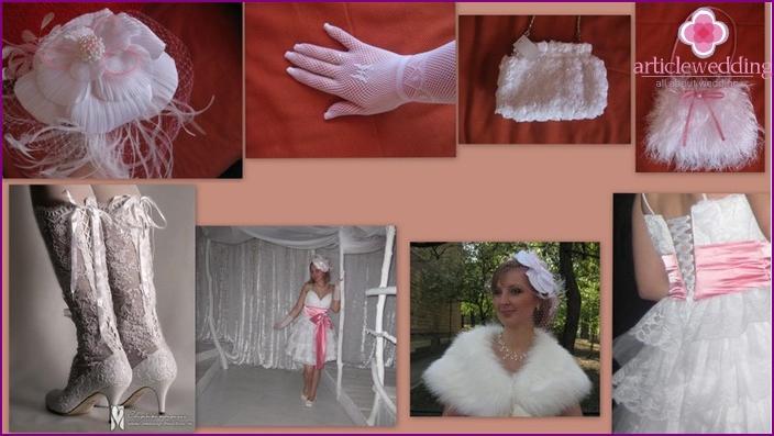 Accessories bride