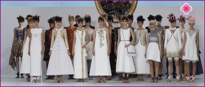 Photo Chanel wedding dress 2016