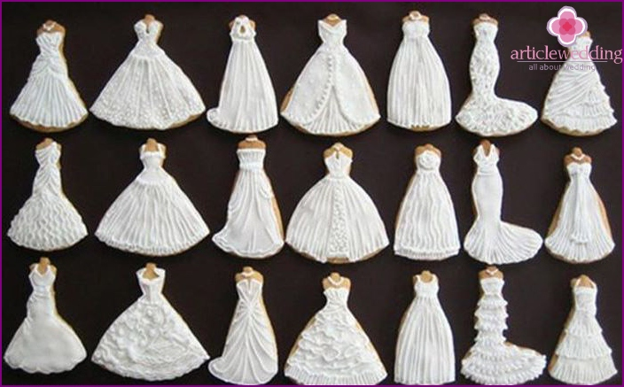 The main types of crinolines