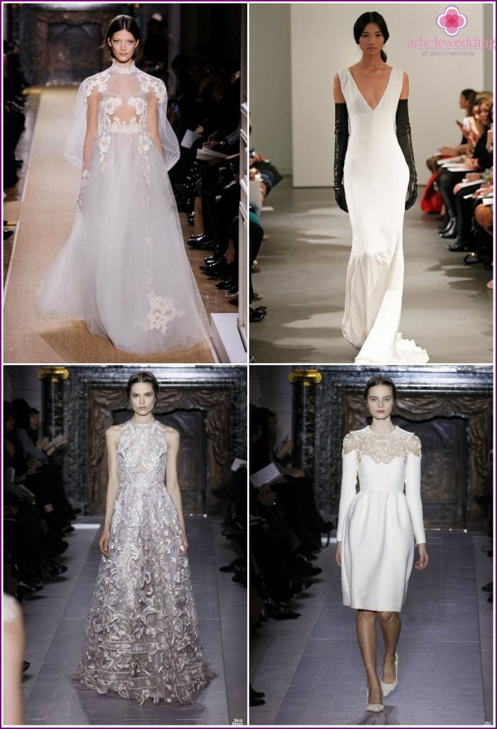 Bridesmaid Dresses by Valentino