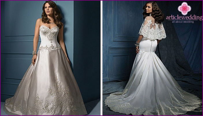 Dresses by Alfred Angelo designer